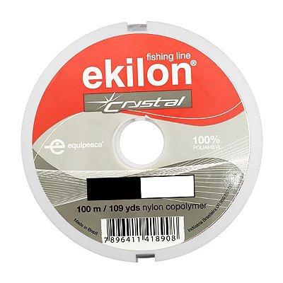 Linha Ekilon Crystal 100m 0.20mm