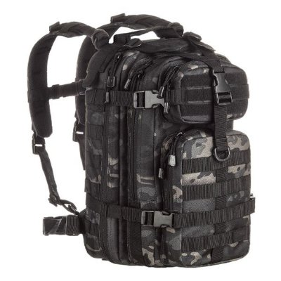 Mochila Invictus Assault 30L - Multicam Black