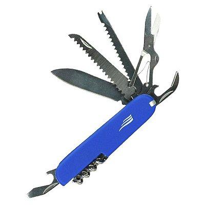 Canivete Esportivo NTK Zeus (15 funções) Lâmina 6.7cm