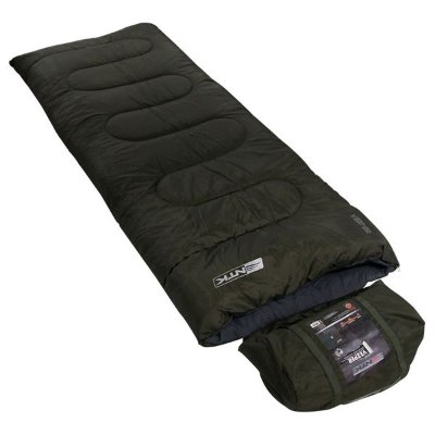 Saco de Dormir NTK Vezper 5°C - Verde (2.1x76cm 1.3kg)
