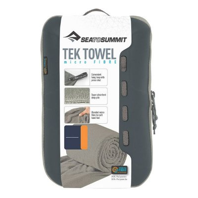 Toalha Tek Towel Sea to Summit M - Cinza