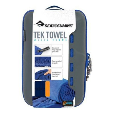 Toalha Tek Towel Sea to Summit S - Azul