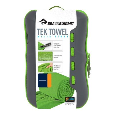 Toalha Tek Towel Sea to Summit S - Verde