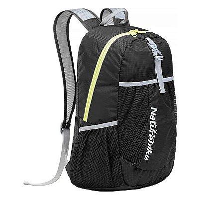 Mochila Naturehike Folding Bag 22L - Preta