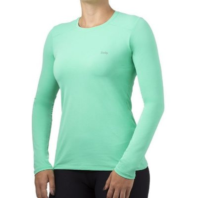Camiseta Solo Ion UV Lady ML Menta