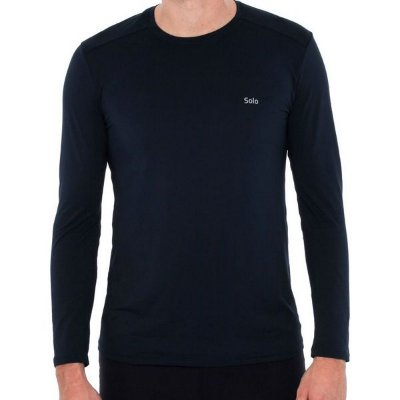 Camiseta Solo Ion UV UPF50 Masc ML - Az Navy