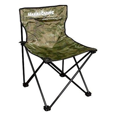 Cadeira Desmotável p/ Pesca MS Diretor XD-03 (73cm 2.7kg)