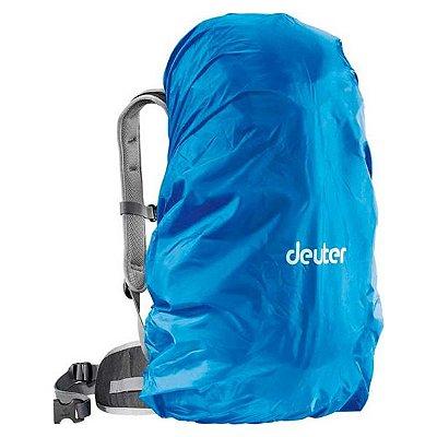 Capa Impermeável para Mochila Deuter Rain Cover II 30/50L - Azul