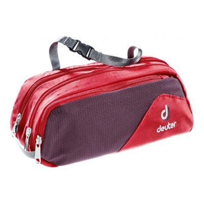 Necessaire Deuter Wash Bag Tour II Vermelha