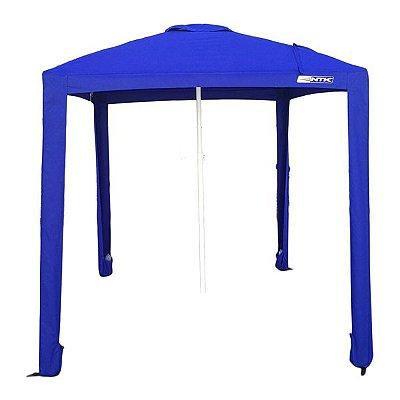 Tenda Gazebo Sombreiro NTK Ibiza - Azul (1.73x1.73x2.05cm 3.8kg)