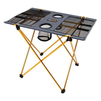 Mesa Desmontável p/ Camping Azteq Cosmo (57x38x46cm 750g)