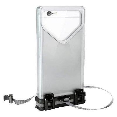 Capa Impermeável para Smartfone Action P - Preto