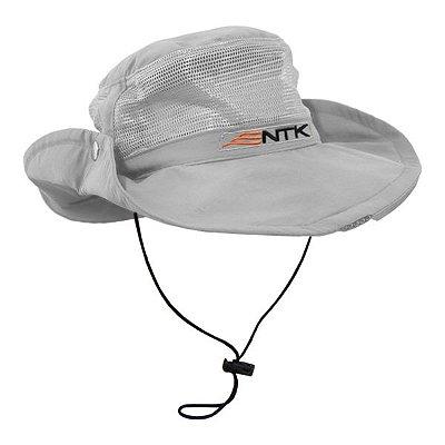 Chapéu c/ Lanterna NTK Panamá - Cinza