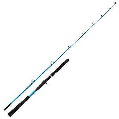 Vara Saint Plus Vortex Jigging 602BC 20-40lb 1.82m 2P (Carretilha)