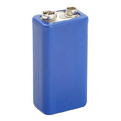 Bateria 9V p/ Luz de Led