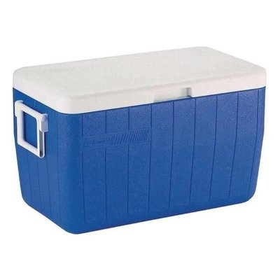 Caixa Térmica Coleman 48QT 45.4L - Azul
