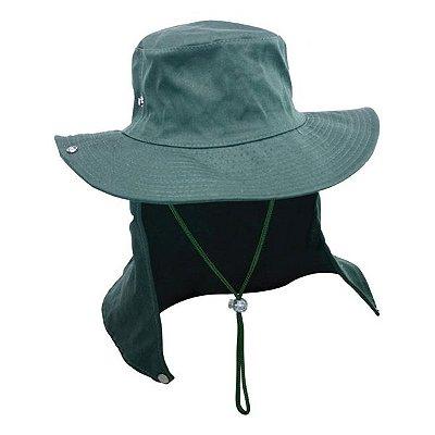 Chapéu Pescador c/ Proteção Jogá
