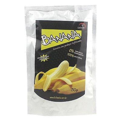 Refeição Liofoods Banana 30g (1 porção)