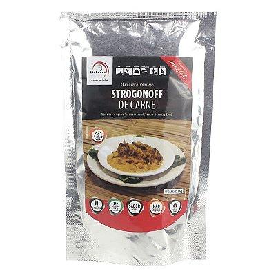 Refeição Liofoods Strogonoff de Carne 100g (2 porções)
