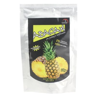 Refeição Liofoods Abacaxi 30g (1 porção)