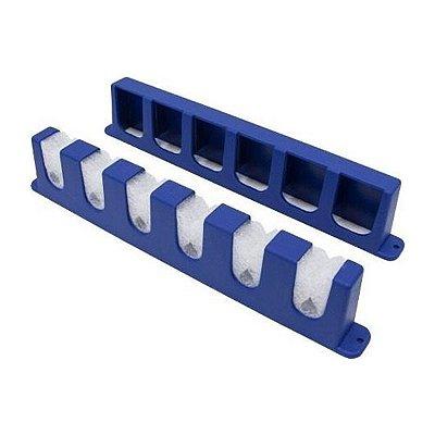 Suporte de Varas AquaFishing Rod Rack (6 Varas)