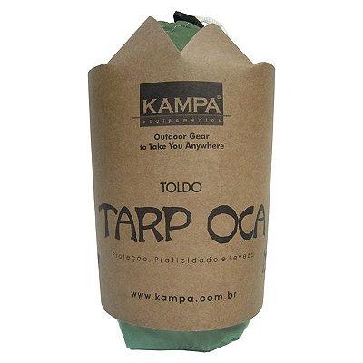 Tenda Portátil Impermeável Kampa TarpOca (3.7x2.2m 490g)