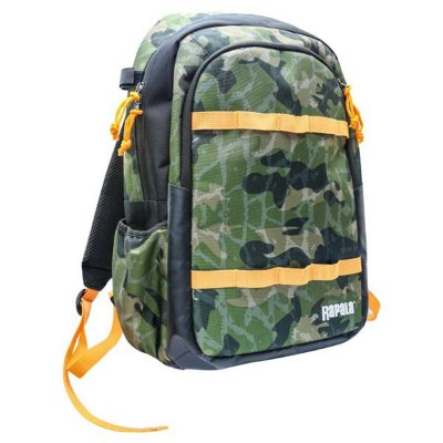 Mochila p/ Pesca Rapala Jungle Bag RJUBP