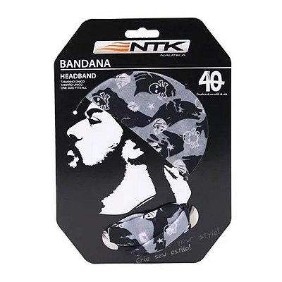 Bandana Headband FPS 50+ NTK - Skull