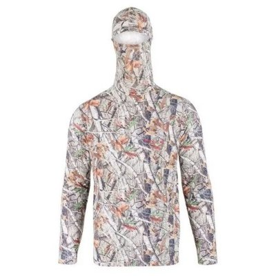 Camiseta Fishing co. Ninja UV50+ Camuflado Selva