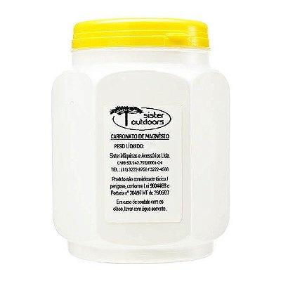 Pote Carbonato de Magnésio Sister Outdoors - 220g (MgC03)