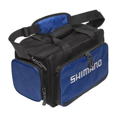 Bolsa de Pesca Shimano Baltica G - Preto/Azul