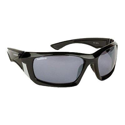 Óculos Polarizado Shimano Beastmaster Flutuante - Preto