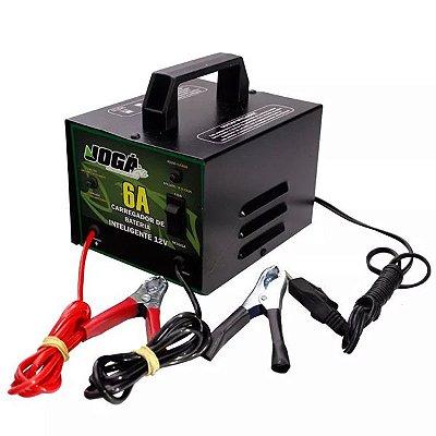 Carregador de Bateria Jogá 6A
