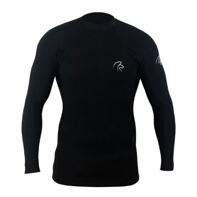 Camiseta Neolycra Água Rara ML Preto