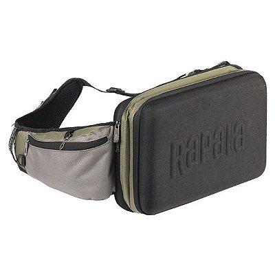 Bolsa Rapala Tira Colo Sling Bag 46006-1 + 2 Estojos