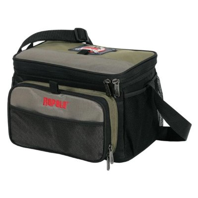 Bolsa Rapala Lite Tackle Bag 46017-1 (30x22x25cm) + Estojo