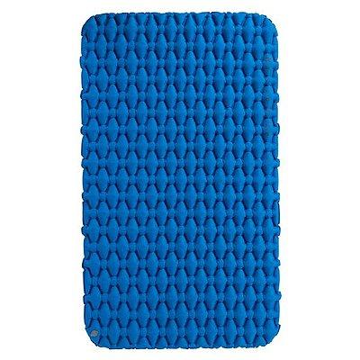 Isolante Inflável Naturehike Sleeping Pad FC-11 Casal - Azul