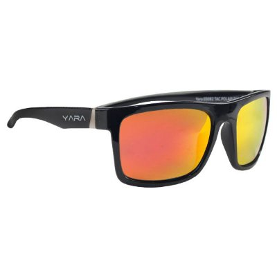 Óculos Polarizado Yara Dark Vision 03082 - Lente Vermelho Espelhado
