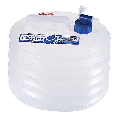 Galão Dobrável Naturehike 5L BPA Free