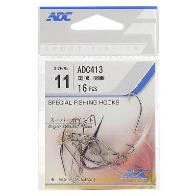 Anzol ADC Mikoshi 413 (Sem Olhal)