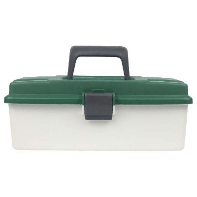 Estojo de Pesca Pesca Brasil BOX 001 - Verde