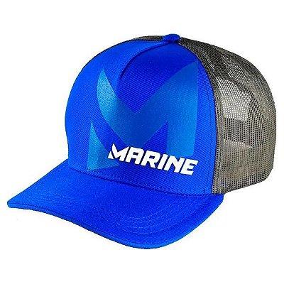 Boné Marine Sports Americano - Azul