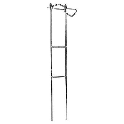 Suporte para Pesqueiro Desmontável Metal 40cm