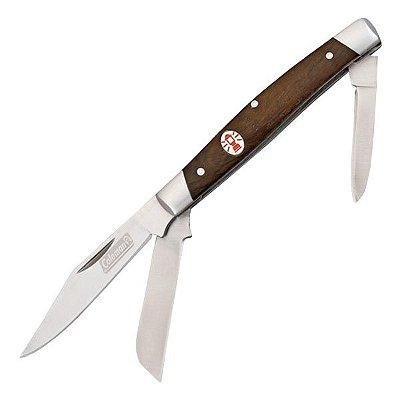 Canivete de Bolso Coleman Camper