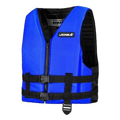 Colete Salva Vidas Jogá Wave 70kg - Azul