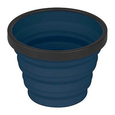 Copo Dobrável Sea to Summit X-Mug 480ml - Azul