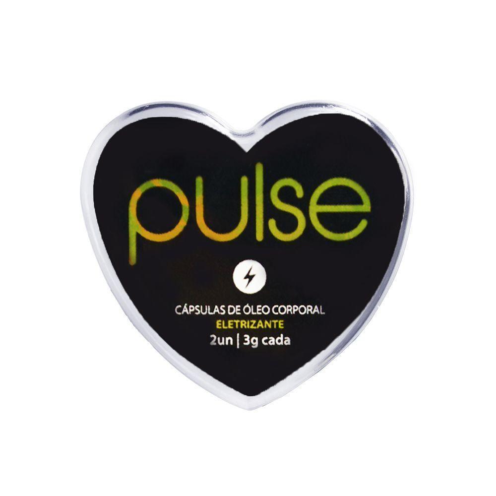Embalagem da Bolinha Pulse Shock Explosiva Sexy Fantasy