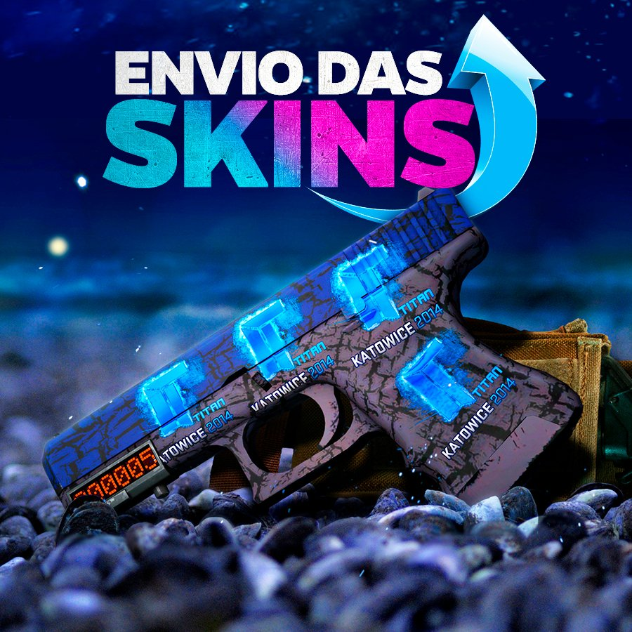 Entrega CSGO Skins