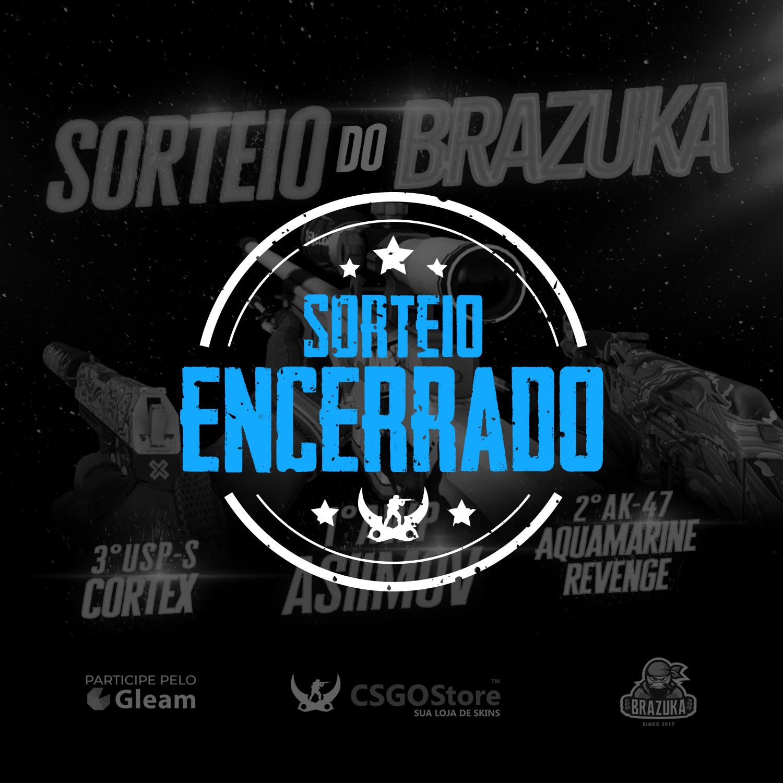 Sorteio Brazuka (Gleam)