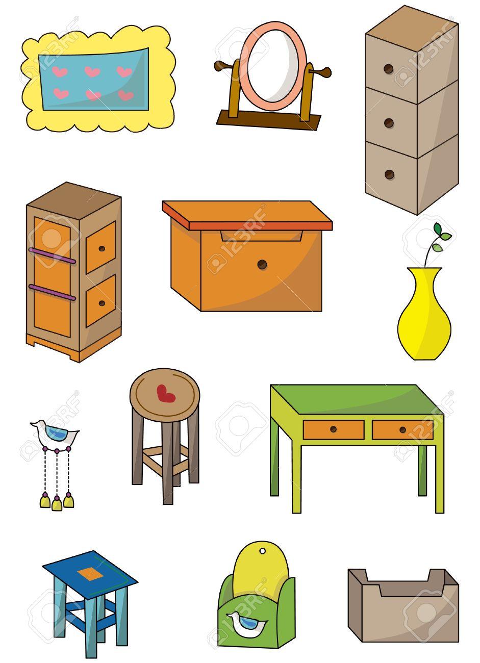 Topa Tudo Artigos Usados Clique Bazar # Muebles Dibujos Animados